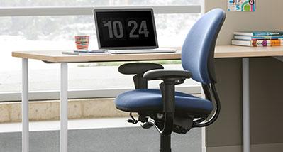 Principio de funcionamiento de la silla antiestática