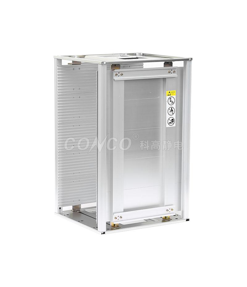 Revistero de PCB de aluminio ESD COP-804L