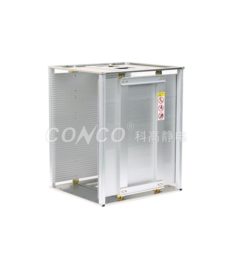 Revistero de pcb de aluminio ESD smt COP-807L