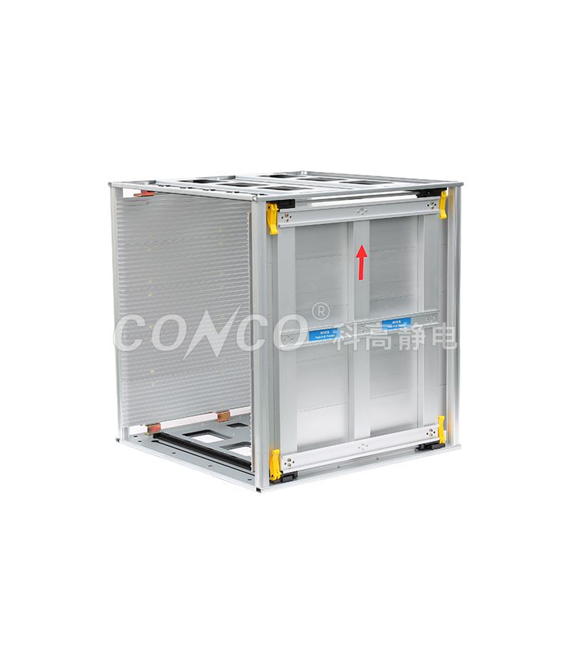 Revistero de pcb de aluminio smt esd COP-809L