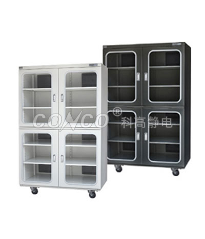 Antistatic dry cabinet ED1436-4 door