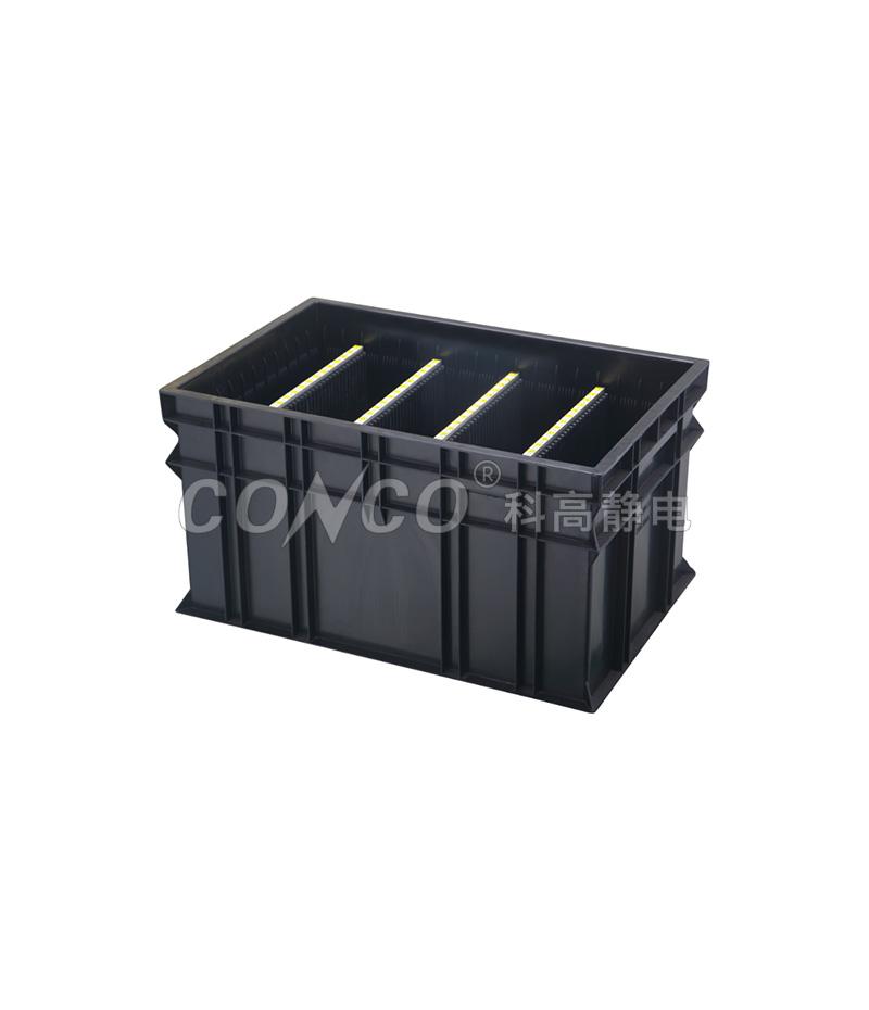 Caja de plástico COP-3601 ESD