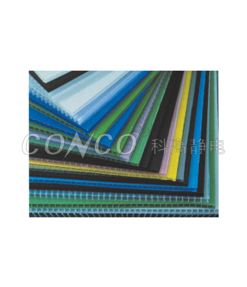 Tablero Corrugado Conductivo ESD