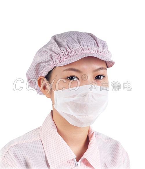 Máscara de telas no tejidas de una capa y dos capas